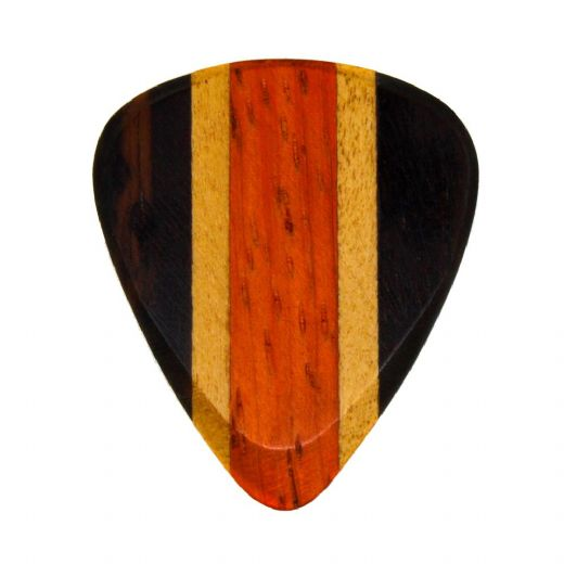 Zone Tones Padauk 1 Guitar Pick